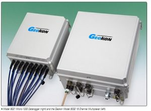 Bộ thu thập dữ liệu tự động 8600-1 Geokon