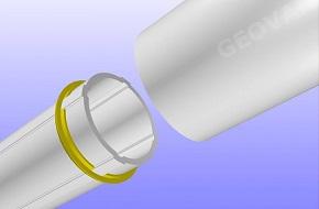 Xuất xứ: Geovan - Hàn Quốc  Ống đo chuyển vị ngang, ống đo chuyển vị tường vây, ống đo nghiêng