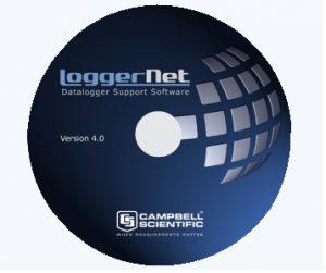 Phần mềm quan trắc tự động Loggernet